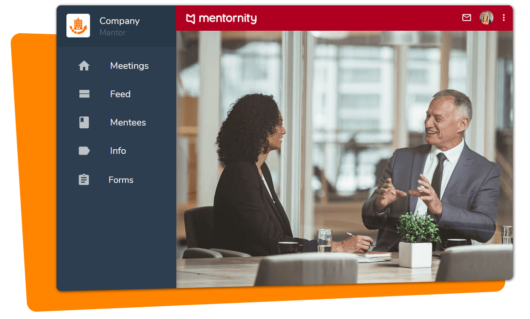 corporate mentoring software